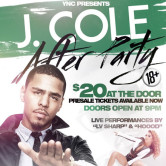 J. Cole After Party