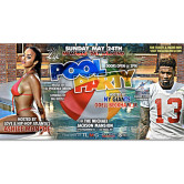 Memorial Day Pool Party