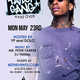 Taylor Gang Pop-up Party