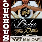 Official Post Malone After Party Featuring DJ Taylor James